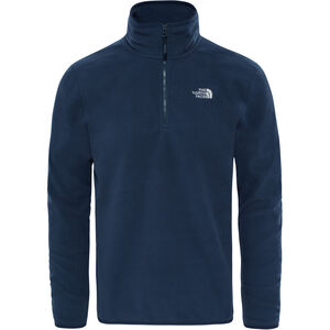 The North Face 100 Glacier 1/4 Zip Herren urban navy/urban navy urban navy/urban navy