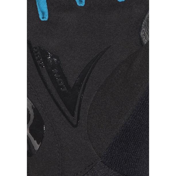 Camp G Hot Dry Gloves Damen white/turquoise
