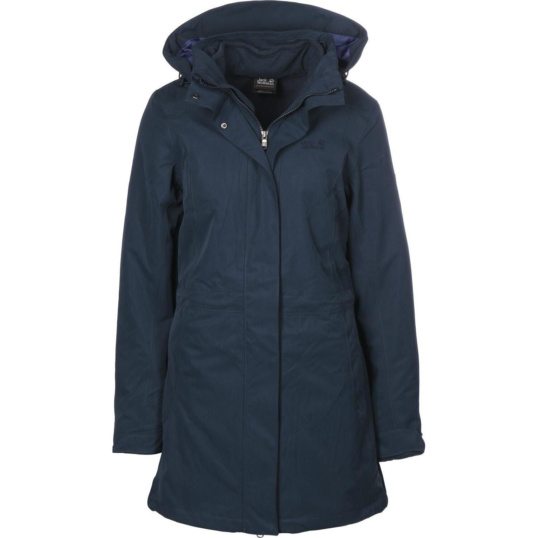 jack wolfskin damen mantel ottawa coat