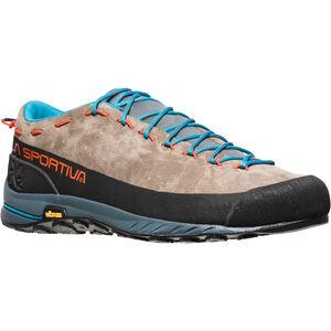 La Sportiva TX2 Leather Shoes Herren falcon brown/tangerine falcon brown/tangerine
