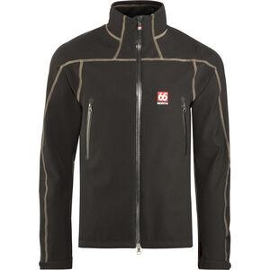 66° North Vatnajokull Collar Softshell Jacket Herren black black