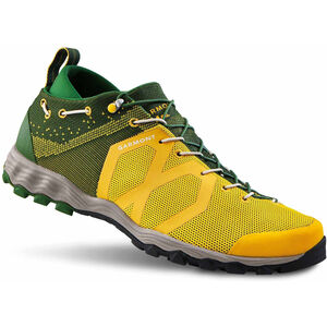 Garmont Agamura Knit Schuhe Herren green/yellow green/yellow