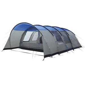 High Peak Leesburg 6 Tent grey/blue grey/blue