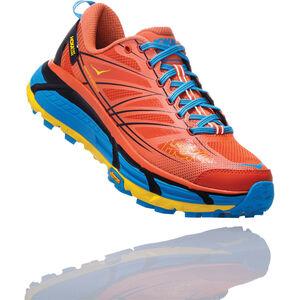Hoka One One Mafate Speed 2 Running Shoes Herren nasturtium/spicy orange nasturtium/spicy orange