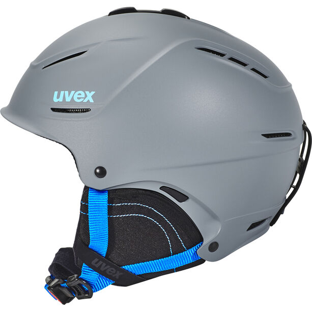 UVEX P1Us 2.0 Helm grey-blue mat