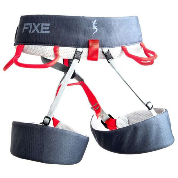 Fixe 007 Harness light grey/dark grey/red