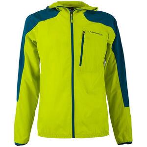 La Sportiva TX Light Jacket Herren sulphur/ocean sulphur/ocean