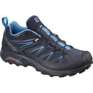 Salomon X Ultra 3 GTX Hiking Shoes Herren graphite/night sky/hawaiian surf
