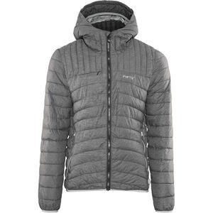 Meru Amberly Padded Jacket Herren black melange black melange