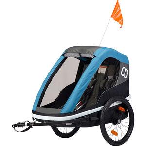 Hamax Avenida Bike Trailer petrol blue petrol blue