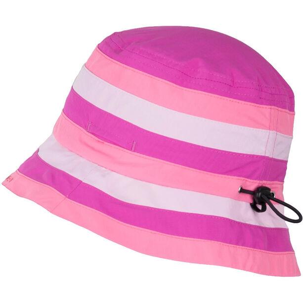 hyphen Birdy Hat Mädchen pink stripes
