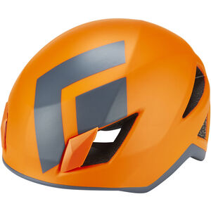 Black Diamond Vector Helmet orange orange