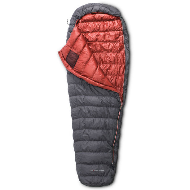 Yeti Shadow 300 Sleeping Bag M ash coal/garnet