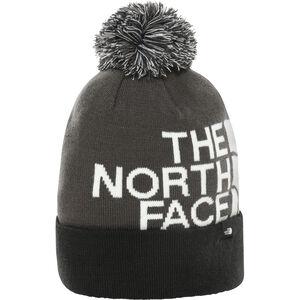 The North Face Ski Tuke Hut Kinder asphalt grey/tnf white asphalt grey/tnf white