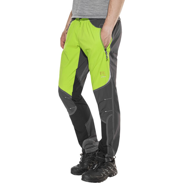Karpos Rock Pants Herren apple green/dark grey