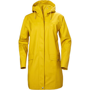 Helly Hansen Moss Rain Coat Damen essential yellow essential yellow
