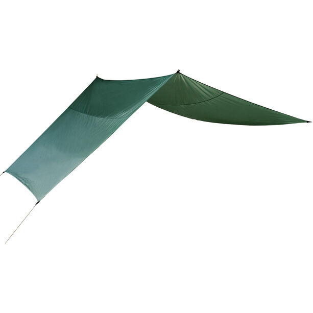 Nordisk Voss 20m² SI Tarp forest green