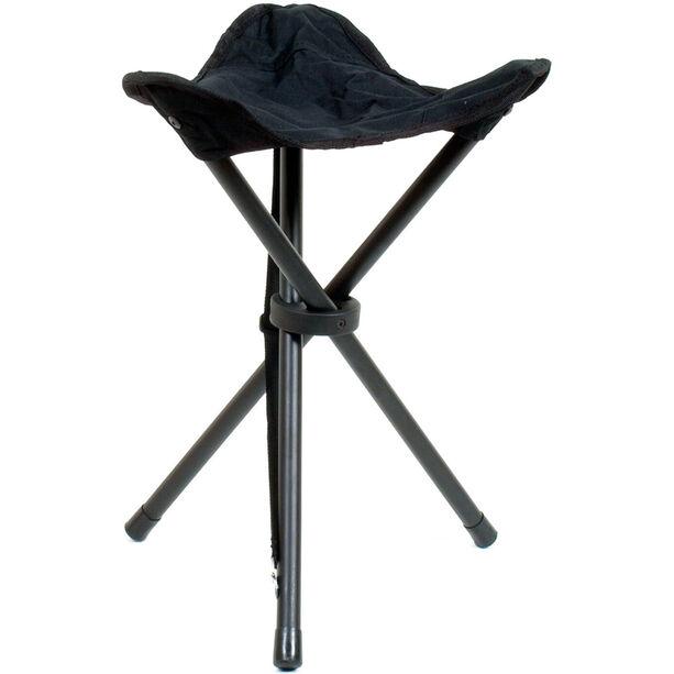 Basic Nature Travelchair Dreibeinhocker Stahl