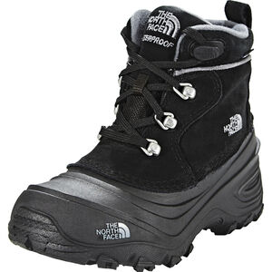 The North Face Chilkat Lace II Boots Kinder tnf black/zinc grey tnf black/zinc grey
