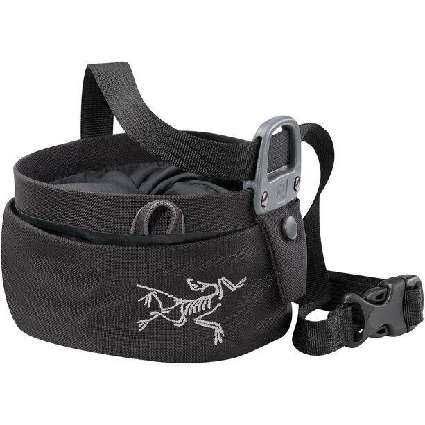 Arc'teryx Aperture Chalk Bag L black