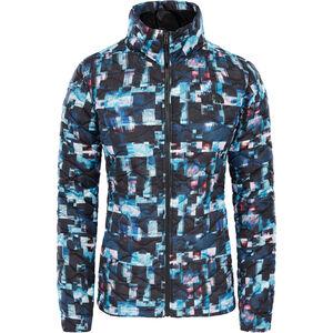 The North Face Thermoball Jacket Damen multi glitch print multi glitch print