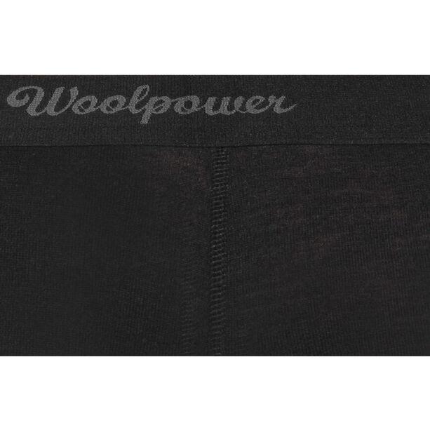 Woolpower Lite Long Johns Damen black