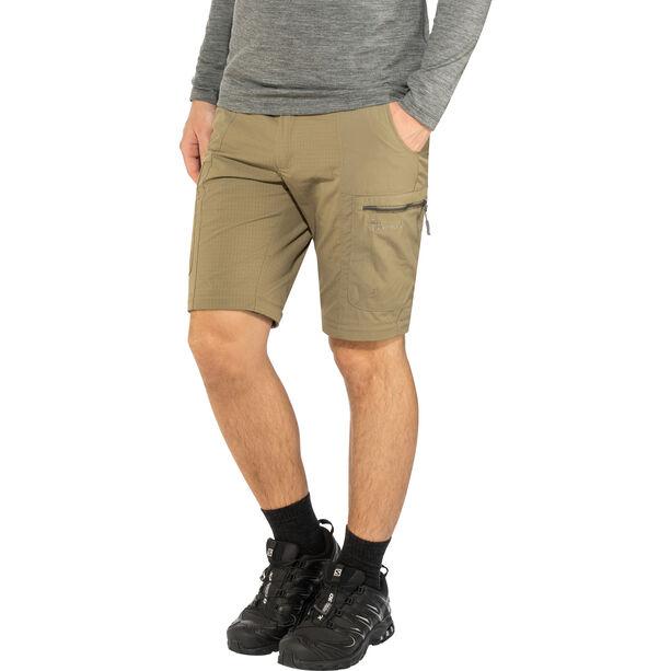 Pinewood Namibia Zip-Off Pants Herren mid khaki
