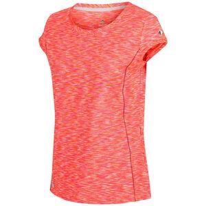 Regatta Hyperdimension SS T-Shirt Damen shock orange shock orange