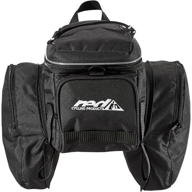 Red Cycling Products Rack Pack Gepäckträgertasche XXL schwarz