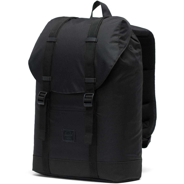 Herschel Retreat Mid Volume Light Backpack black