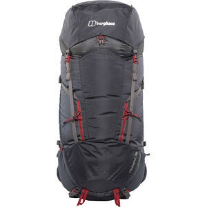 Berghaus GR70 Backpack carbon/haute red carbon/haute red