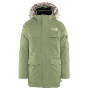 The North Face MCMurdo Jacket Herren four leaf clover