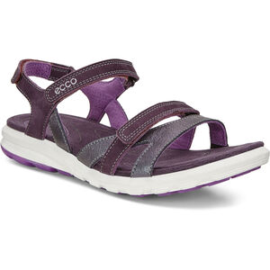 ECCO Cruise II Sandals Damen iridescent/mauve/orchid iridescent/mauve/orchid