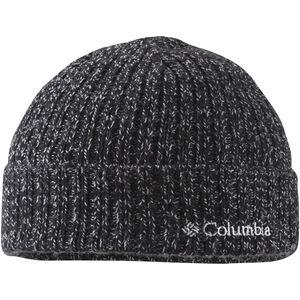 Columbia Columbia Watch Beanie Black/White Marled Black/White Marled