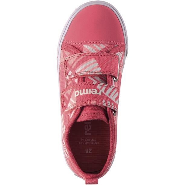 Reima Metka Sneakers Kinder soft red