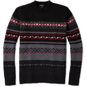 Smartwool CHUP Kaamos Sweater Herren charcoal heather charcoal heather
