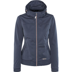 Meru Falun Softshell Jacket Damen navy navy