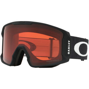 Oakley Line Miner Snow Goggles Herren matte black/w prizm rose matte black/w prizm rose