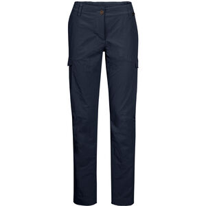 Jack Wolfskin Lakeside Pants Damen midnight blue midnight blue