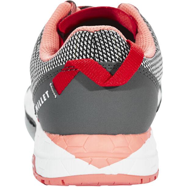Millet Amuri Low-Cut Schuhe Damen tarmac/hibiscus