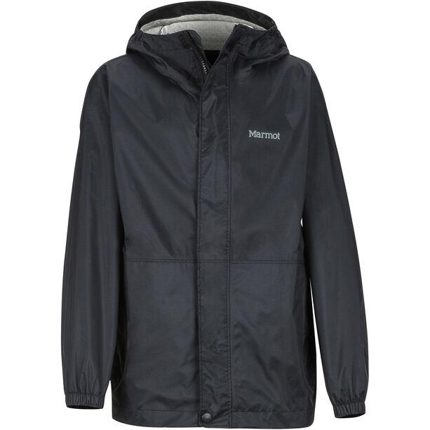 Marmot PreCip Eco Jacke Jungen black
