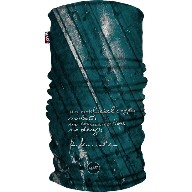 HAD Printed Fleece Tube ABC Ice by Reinhold Messner