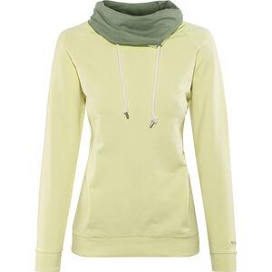 Nihil Neelchen Sweater Damen Yellow Butter Yellow Butter