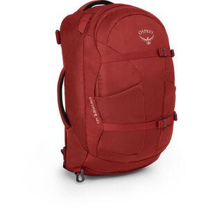 Osprey Farpoint 40 Backpack M/L Herren jasper red jasper red