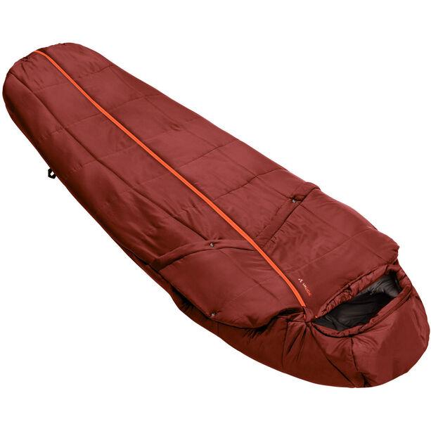 VAUDE Gamplüt 250 Syn Sleeping Bag cherrywood