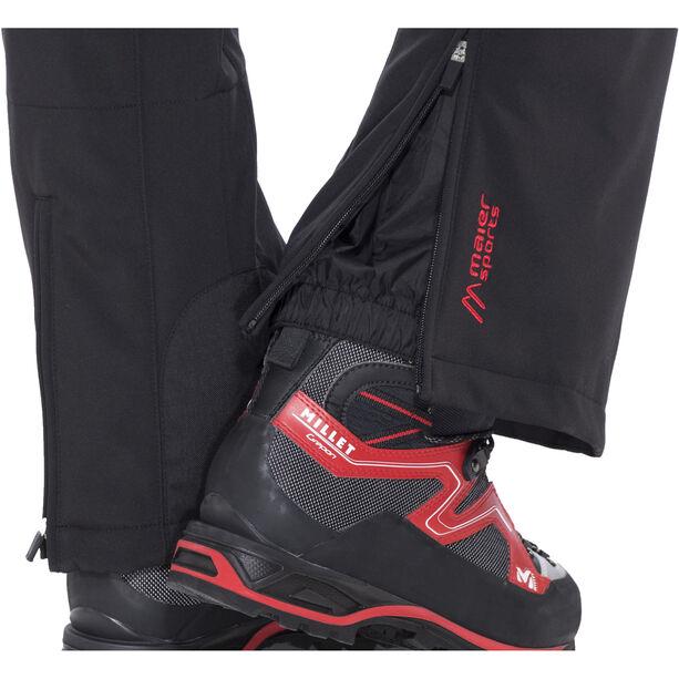Maier Sports Marie Softshell Stretch Pants Damen black