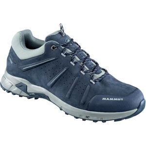 Mammut Convey Low GTX Shoes Herren marine-grey marine-grey
