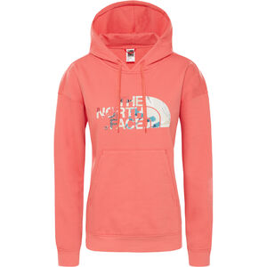 The North Face Light Drew Peak Hoodie Damen spiced coral spiced coral