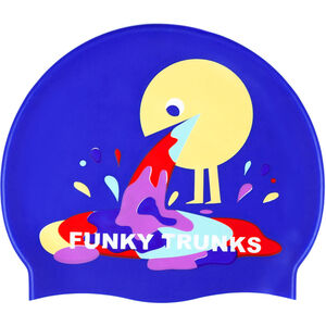 Funky Trunks Silicone Swimming Cap hurley hurley