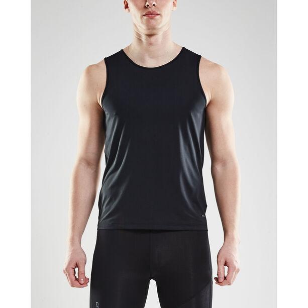Craft Essential Singlet Herren black
